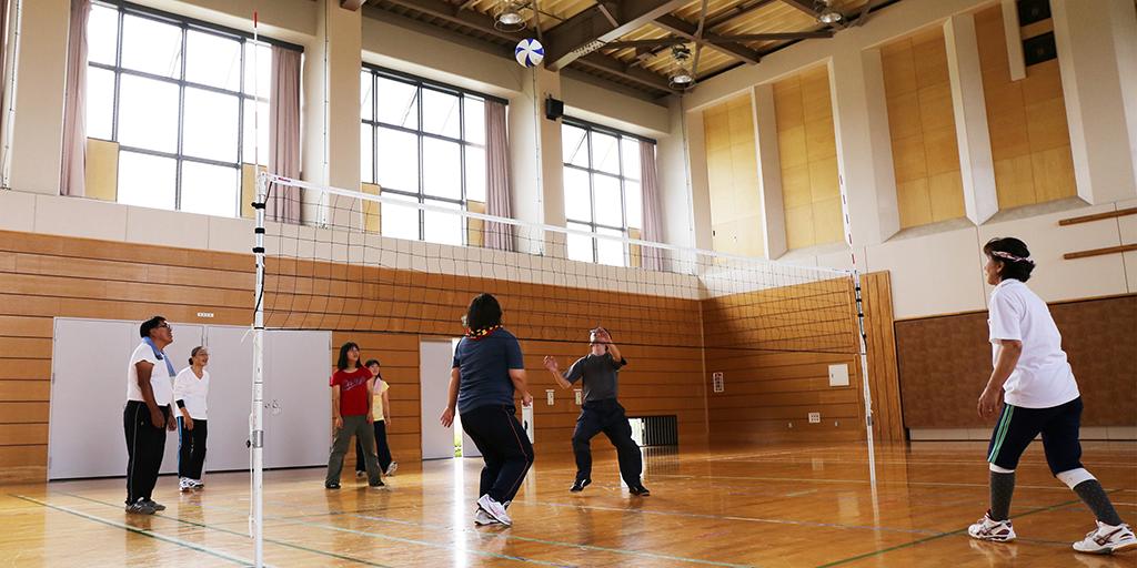 スポーツ教室の紹介